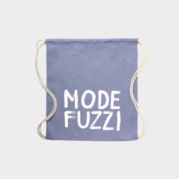 Adi Weiss Mode Fuzzi Rucksack