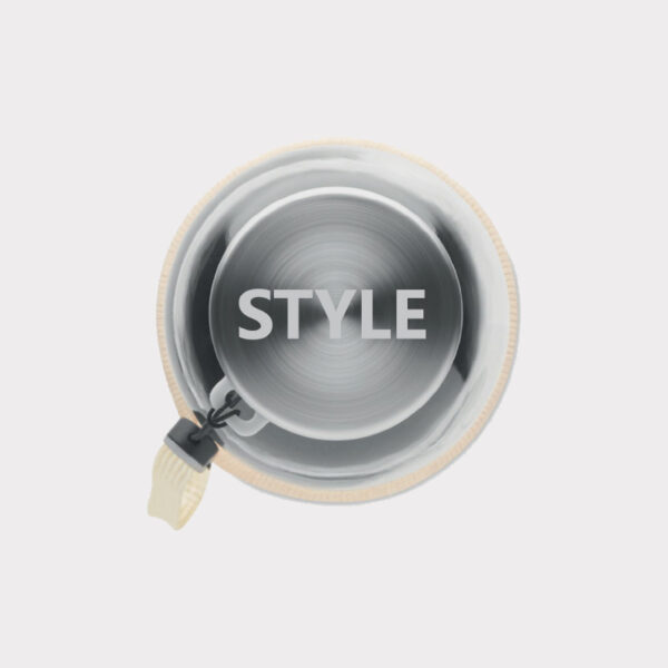STYLE UP YOUR LIFE! trinkflasche