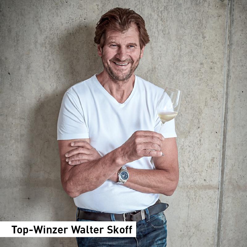Walter Skoff O' EVERYBODY'S DARLING Sauvignon Blanc Ried OBEGG