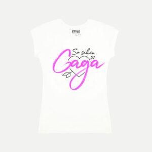 simone-Stelzer Shirt Weiss So schön Gaga